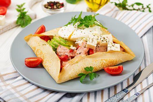petit déjeuner équilibre alimentaire Fab & Forme