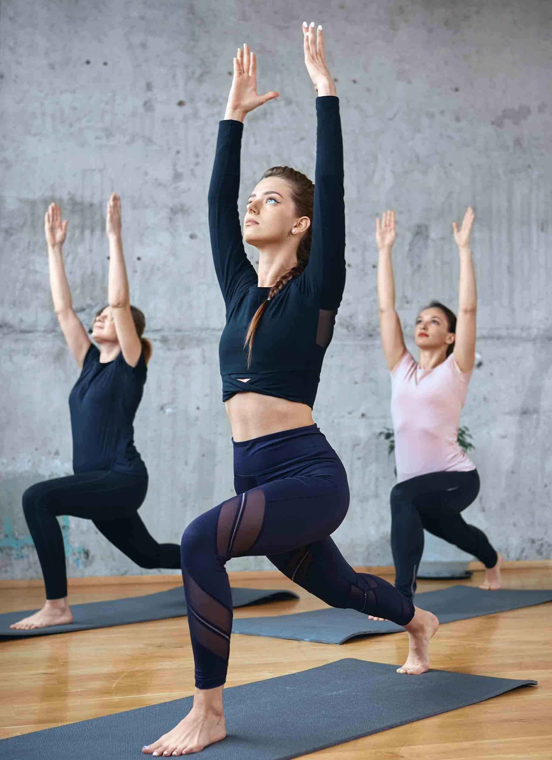 Yoga, salutation au soleil Fab & Forme