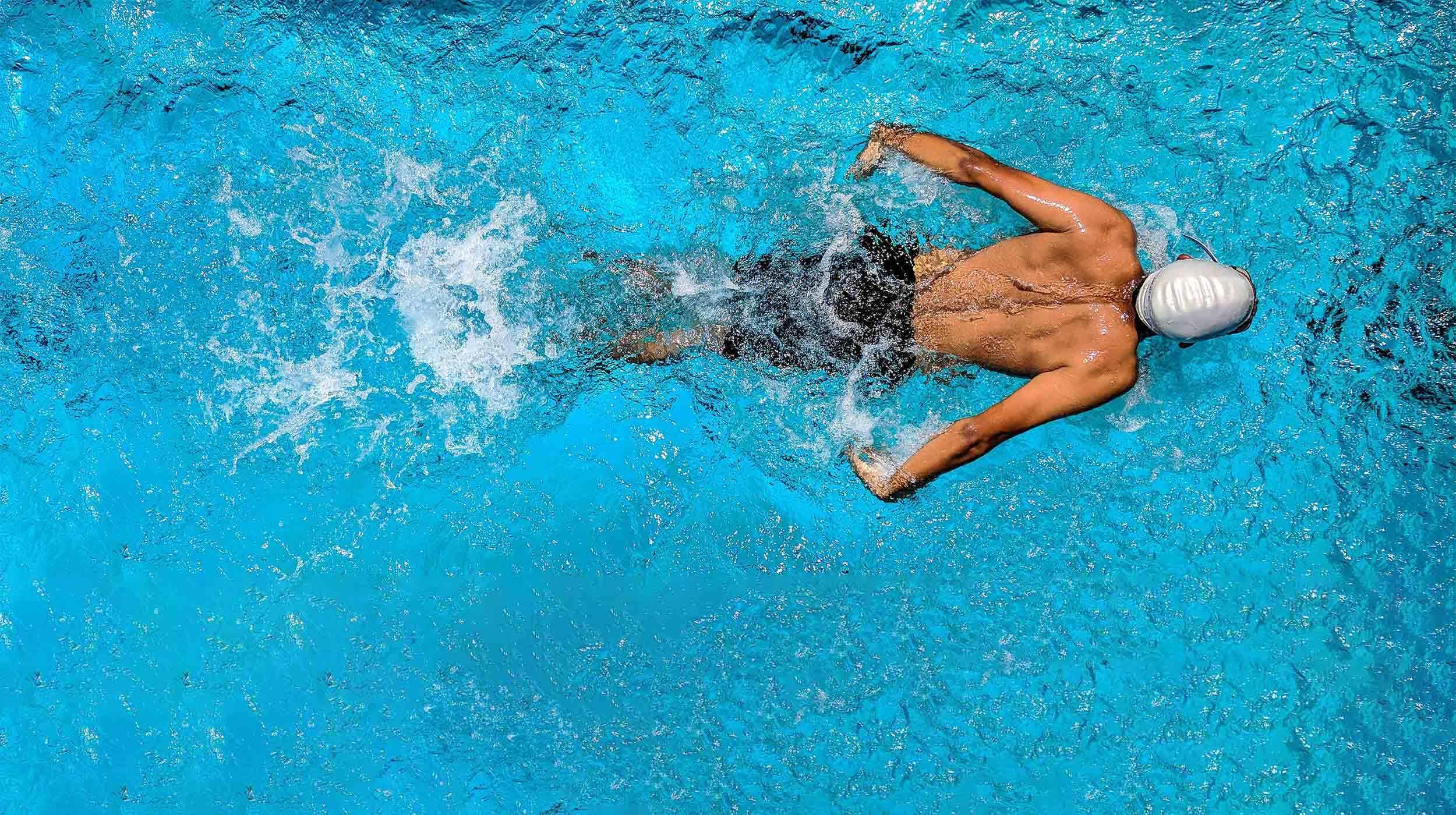Perfectionnement natation adultes