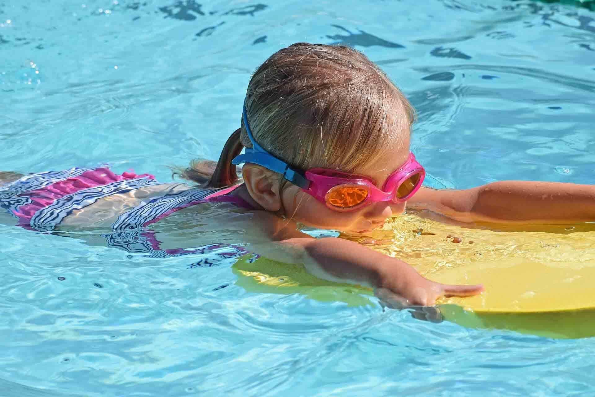 Cours particulier apprentissage natation Fab & Forme