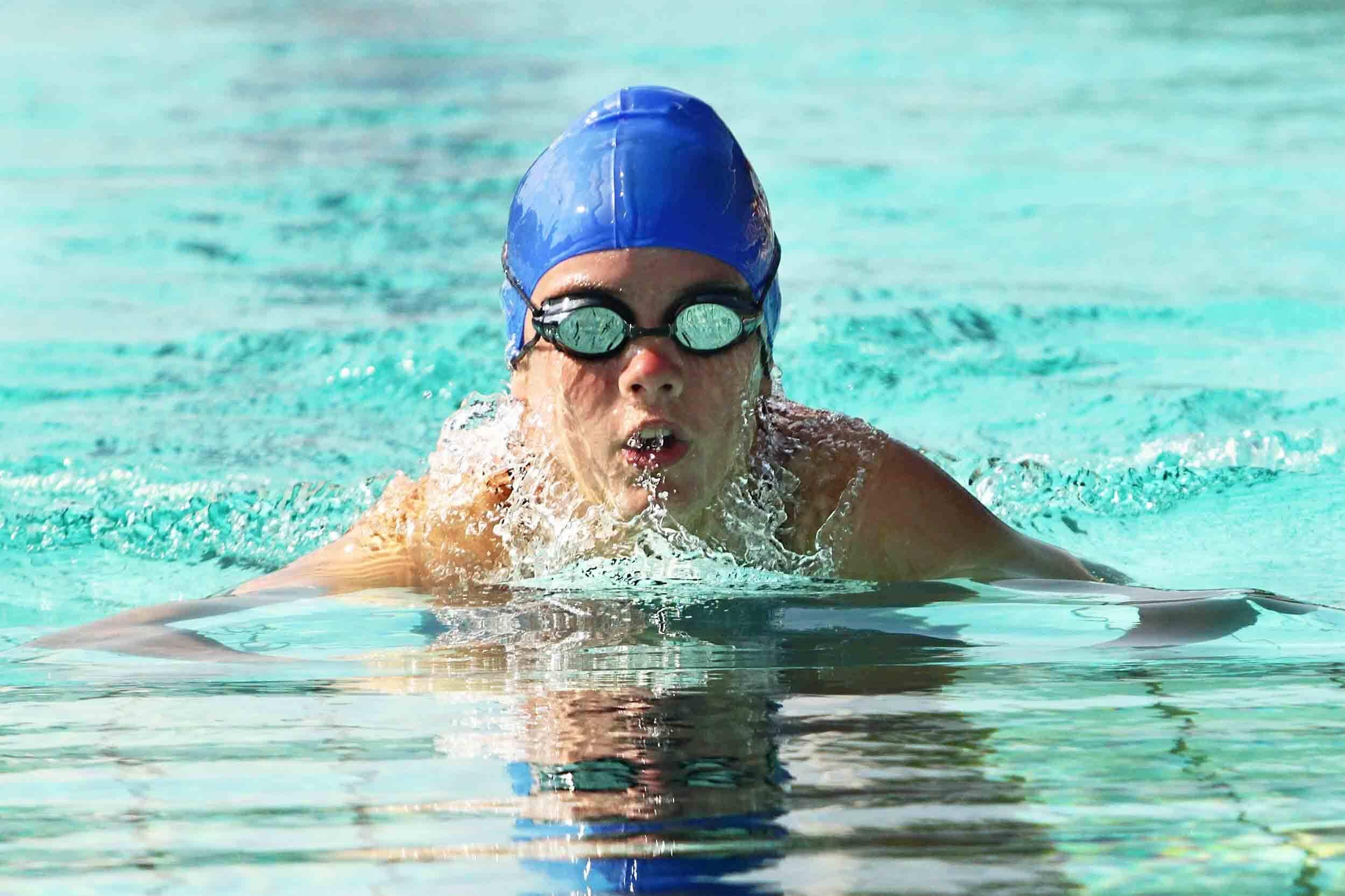 Cours particulier perfectionnement natation Fab & Forme